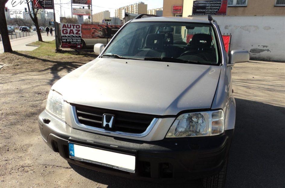 Honda CRV 2.0 LPG