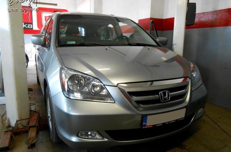 Honda Odyssey 3.5 2007r LPG
