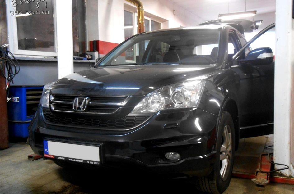 Honda CR-V 2.0 2012r LPG