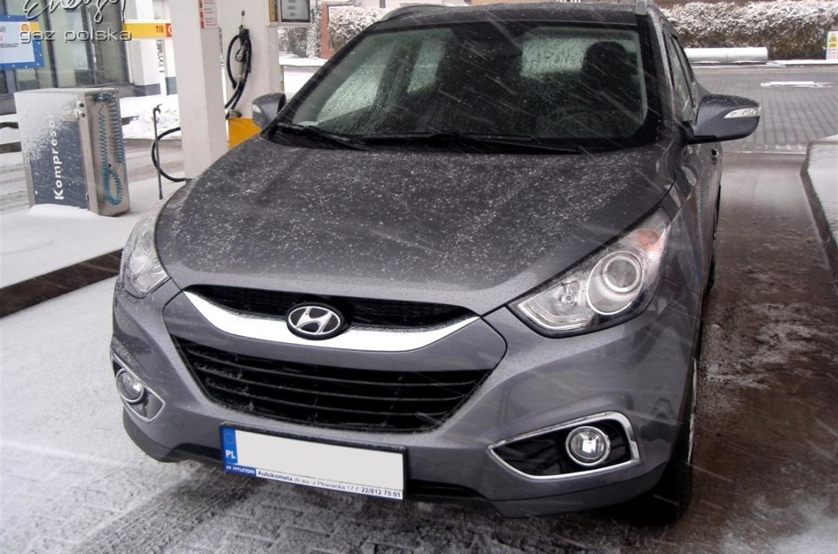 Hyundai IX 35 1.6 2011r LPG