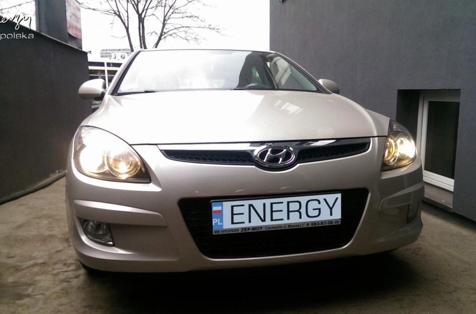 Hyundai I30 1.6 2009r LPG