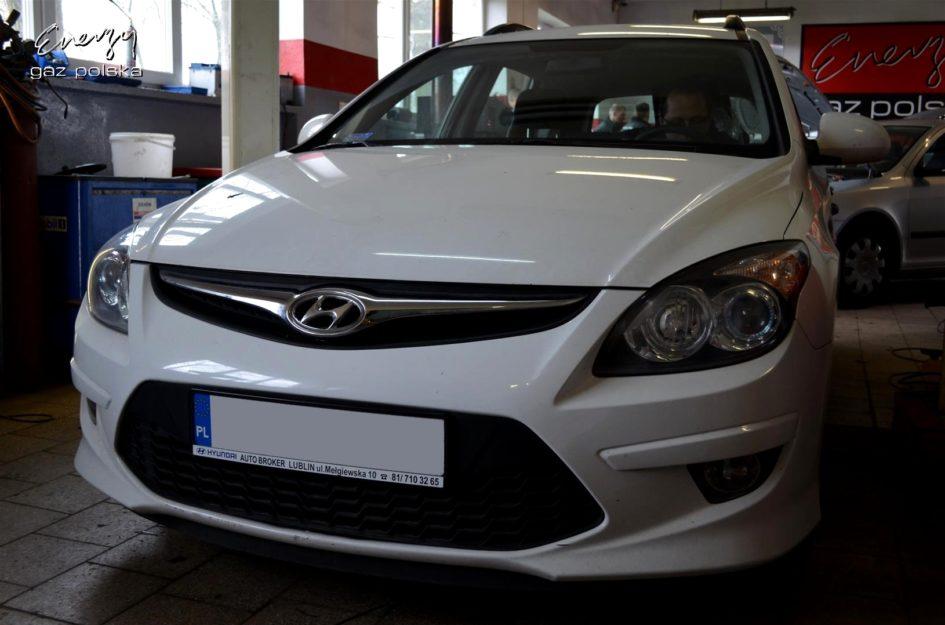 Hyundai I30 1.4 2011r LPG