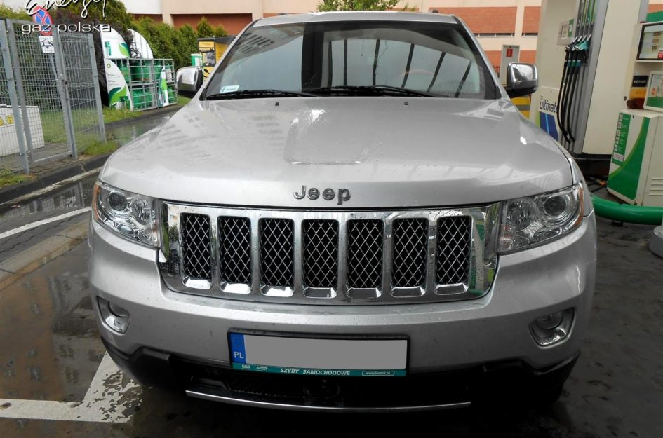Jeep Grand Cherokee 5.7 HEMI 2012r LPG