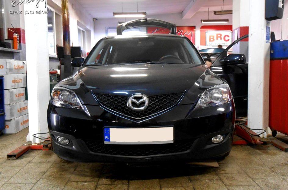 Mazda 3 1.6 2007r LPG