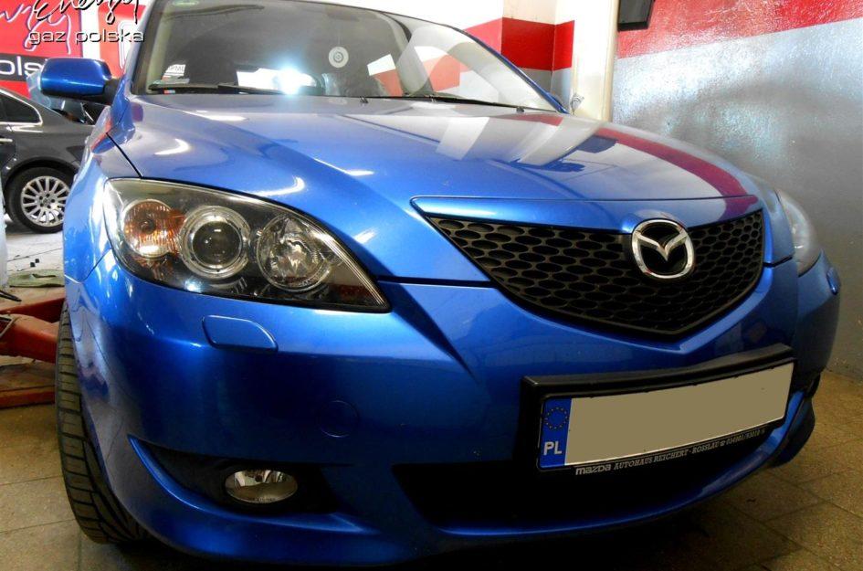 Mazda 3 2.0 2004r LPG
