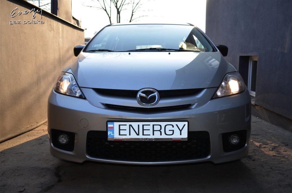 Mazda 5 2.3 2006r LPG