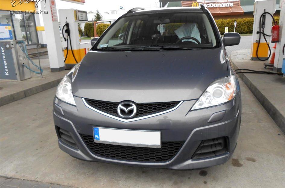 Mazda 5 2.0 2009r LPG