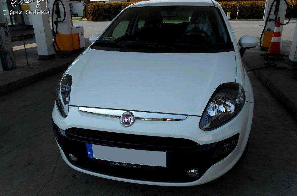 Fiat Punto 1.4 2010r LPG