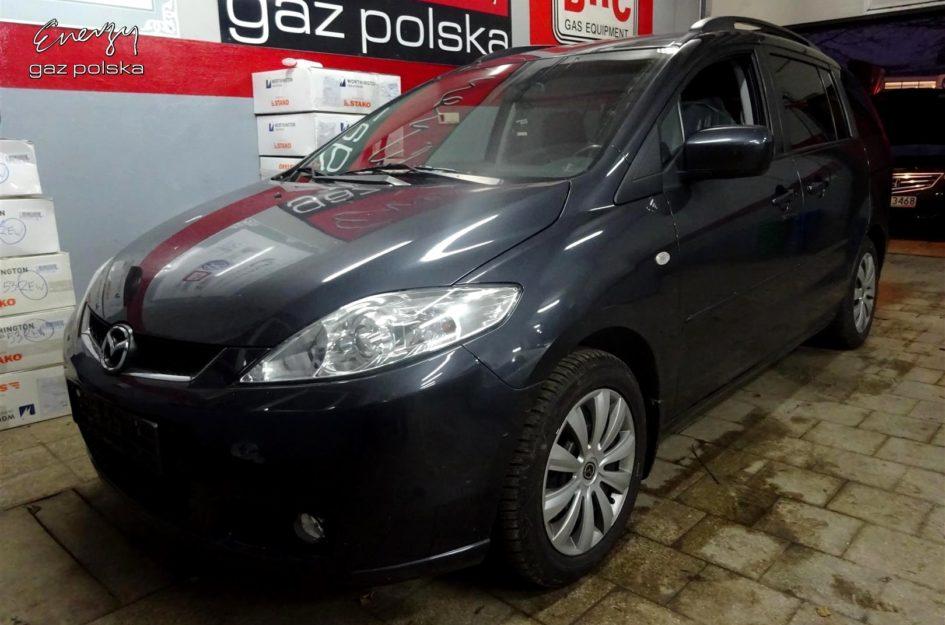 Mazda 5 2.0 2006r LPG