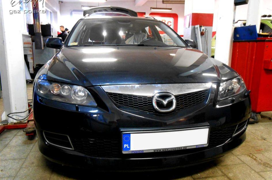 Mazda 6 2.3 2008r LPG