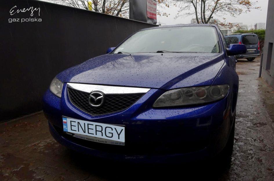 Mazda 6 2.3 2004r LPG