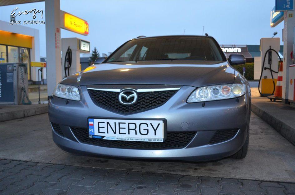 Mazda 6 2.3 2003r LPG