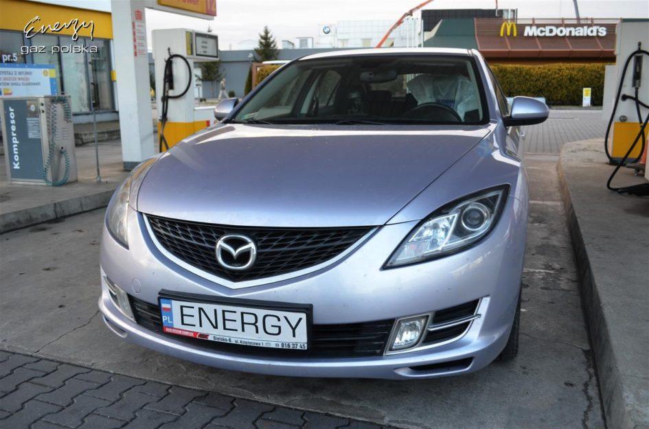 Mazda 6 2.0 2009r LPG