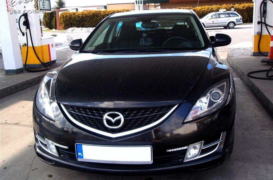 Mazda 6 2.0 2008r LPG