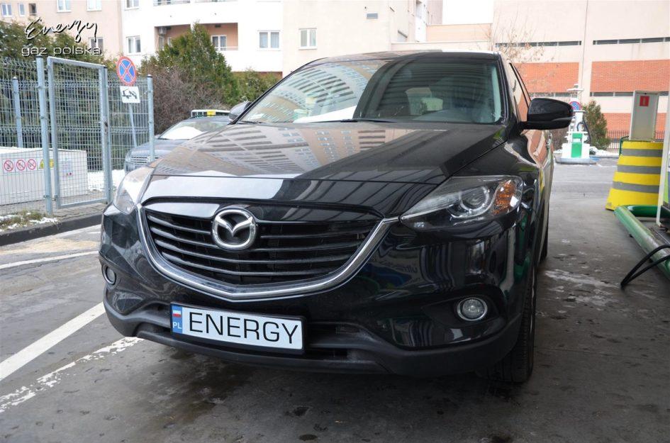 Mazda CX-9 3.7 2014r LPG