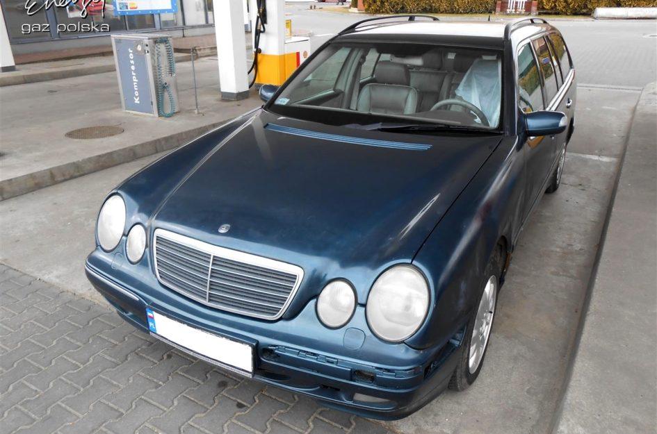 Mercedes E-Klasa 3.2 V6 1999r LPG