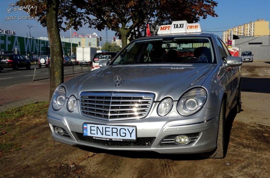 Mercedes E-Klasa 3.0 V6 2006r LPG