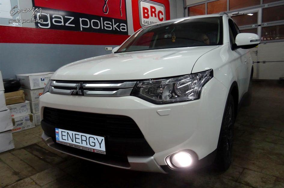 Mitsubishi Outlander 2.0 2014r LPG