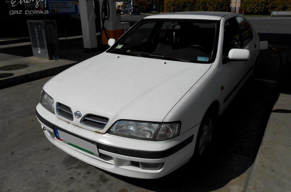 Nissan Primera 2.0 1997r LPG