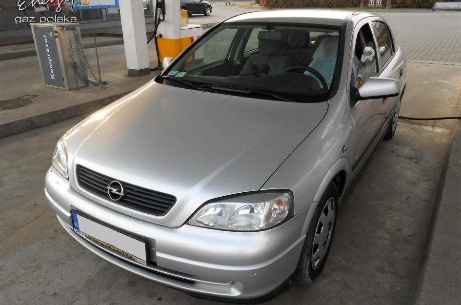 Opel Astra 1.4 2008r LPG