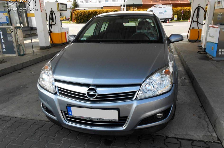 Opel Astra 1.8 2007r LPG