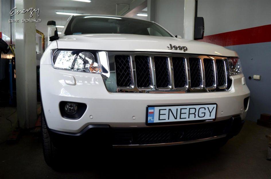 Jeep Grand Cherokee 3.6 V6 2011r LPG