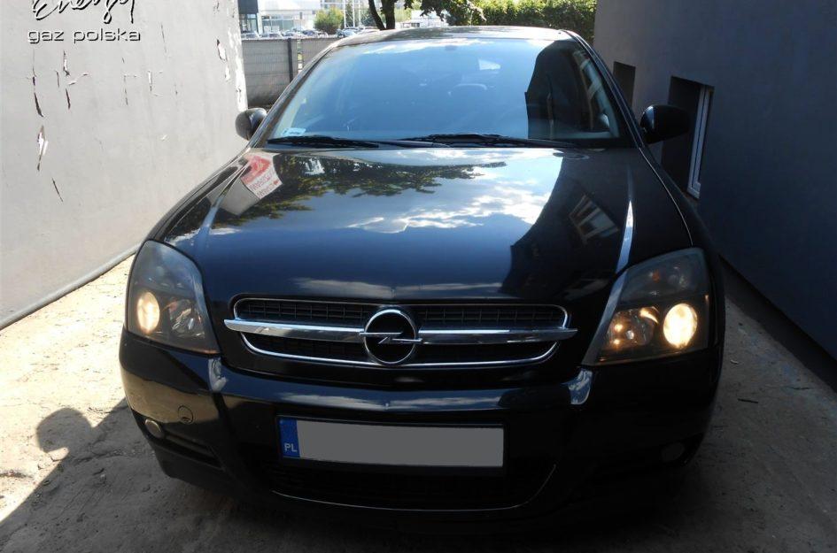 Opel Vectra 1.8 2001r LPG