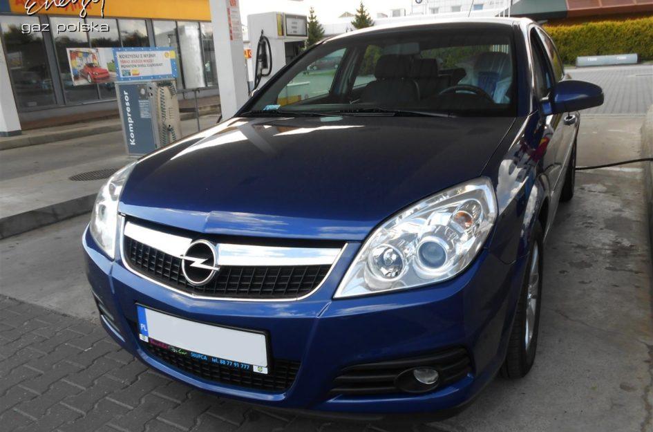 Opel Vectra 1.8 2008r LPG