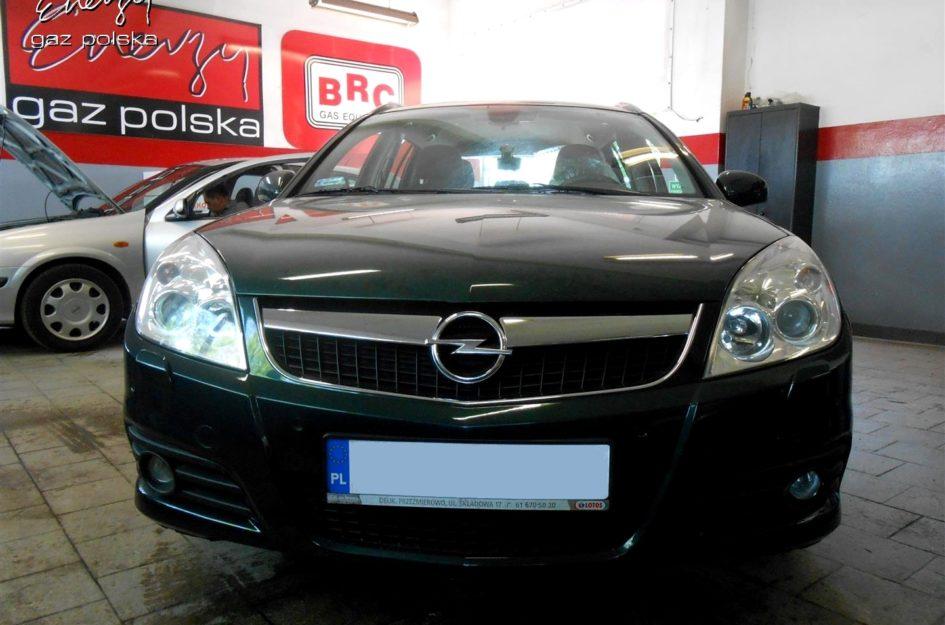 Opel Vectra 1.8 2007r LPG