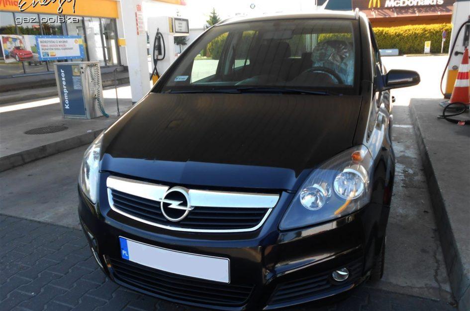 Opel Zafira 1.8 2007r LPG
