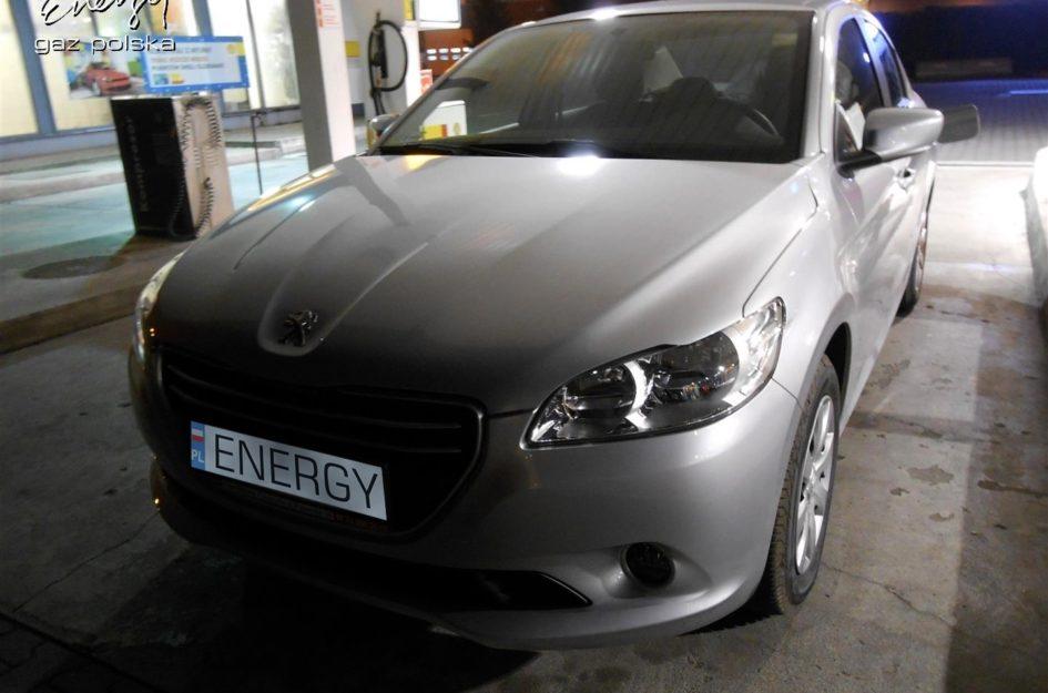 Peugeot 301 1.6 2014r LPG