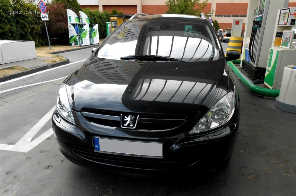 Peugeot 307 2.0 2004r LPG
