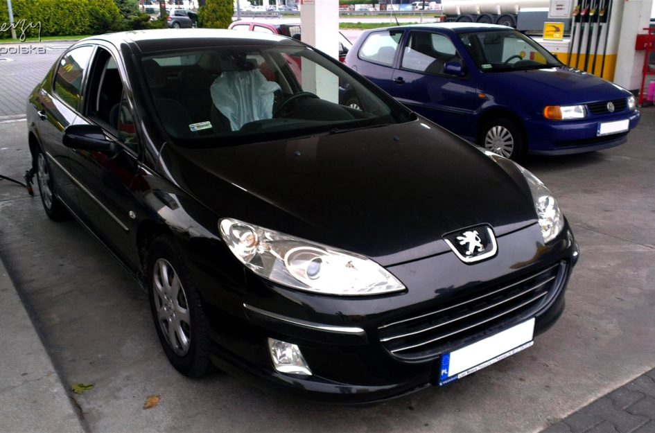 Peugeot 407 2.0 2007r LPG