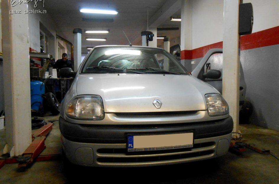 Renault Clio 1.4 2000r LPG