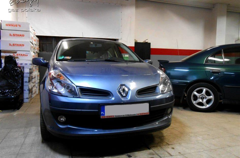 Renault Clio 1.4 2007r LPG