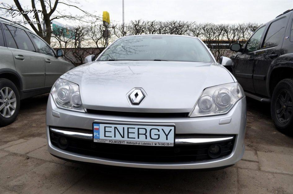 Renault Laguna 2.0T 2008r LPG