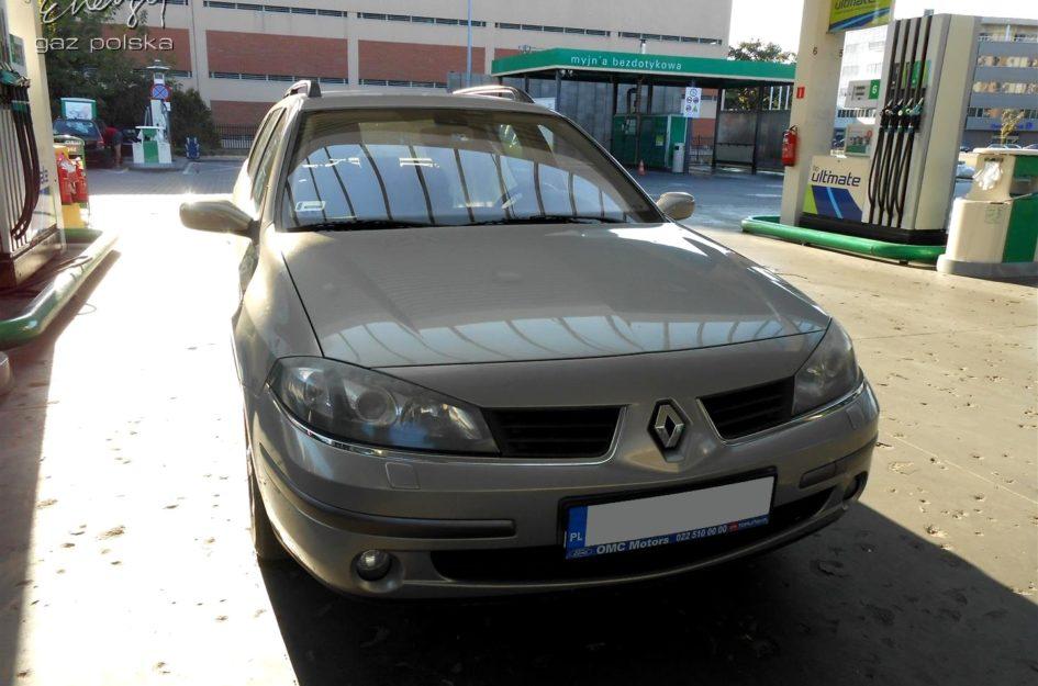 Renault Laguna 2.0T 2006r LPG