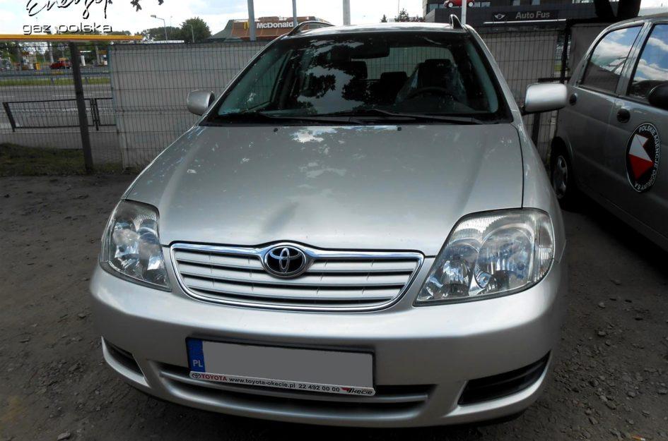 Toyota Corolla 1.6 2005r LPG