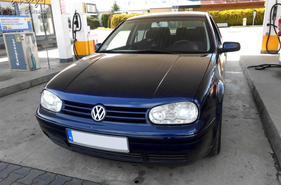 Volkswagen Golf 1.8T 2000r LPG