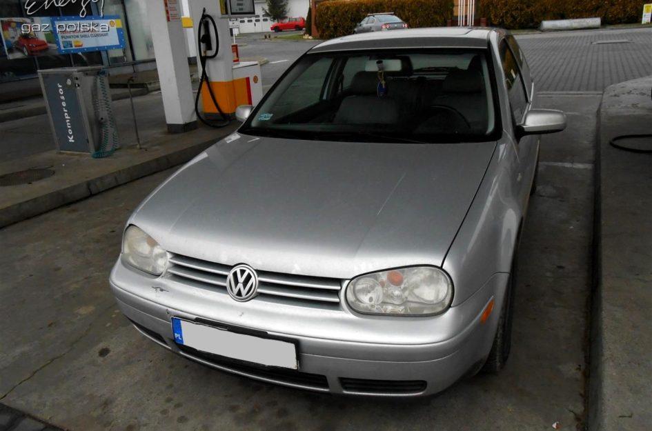 Volkswagen Golf 1.8T 2005r LPG