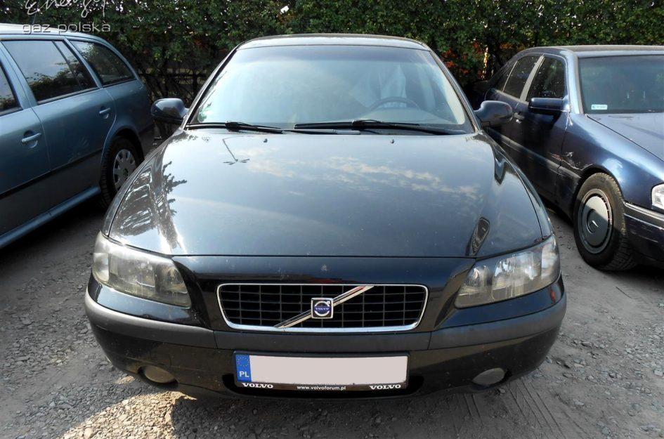 Volvo S60 2.4T 2001r LPG