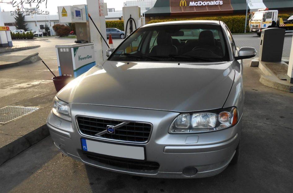 Volvo S60 2.4T 2009r LPG