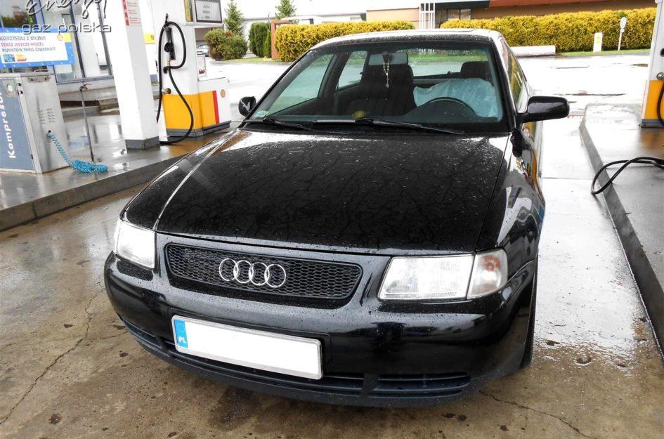 Audi A3 1.8 1997r LPG