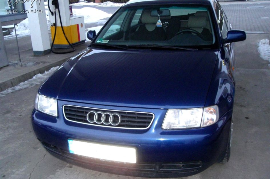 Audi A3 1.8 1999r LPG