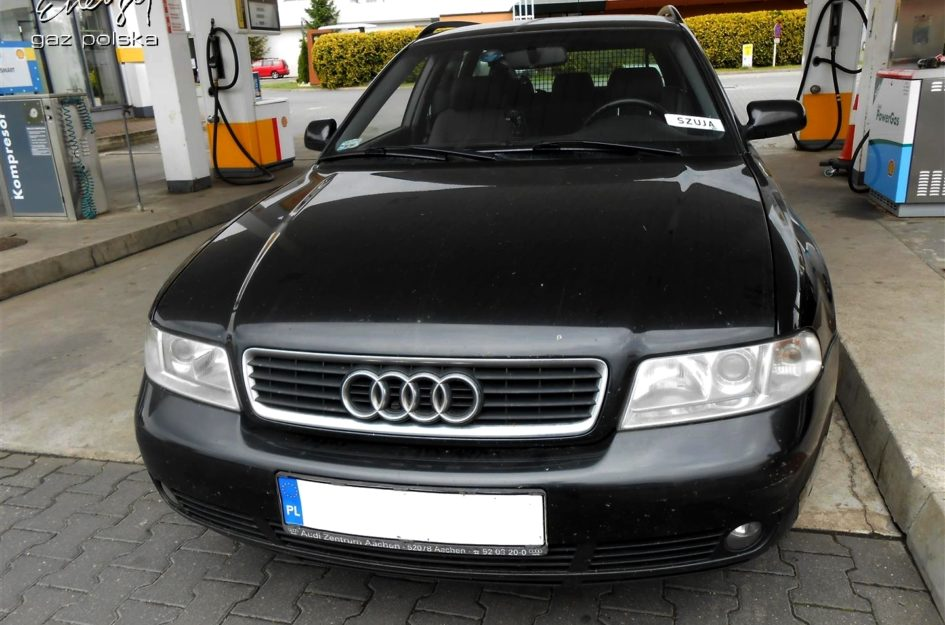 Audi A4 1.8 2000r LPG