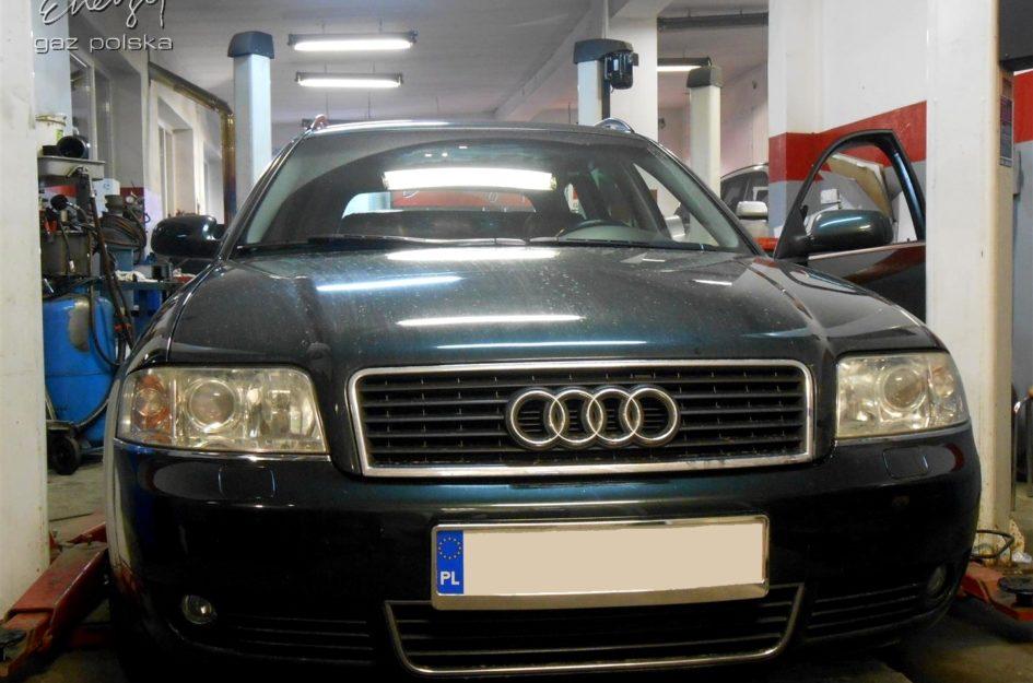 Audi A6 3.0 2002r LPG