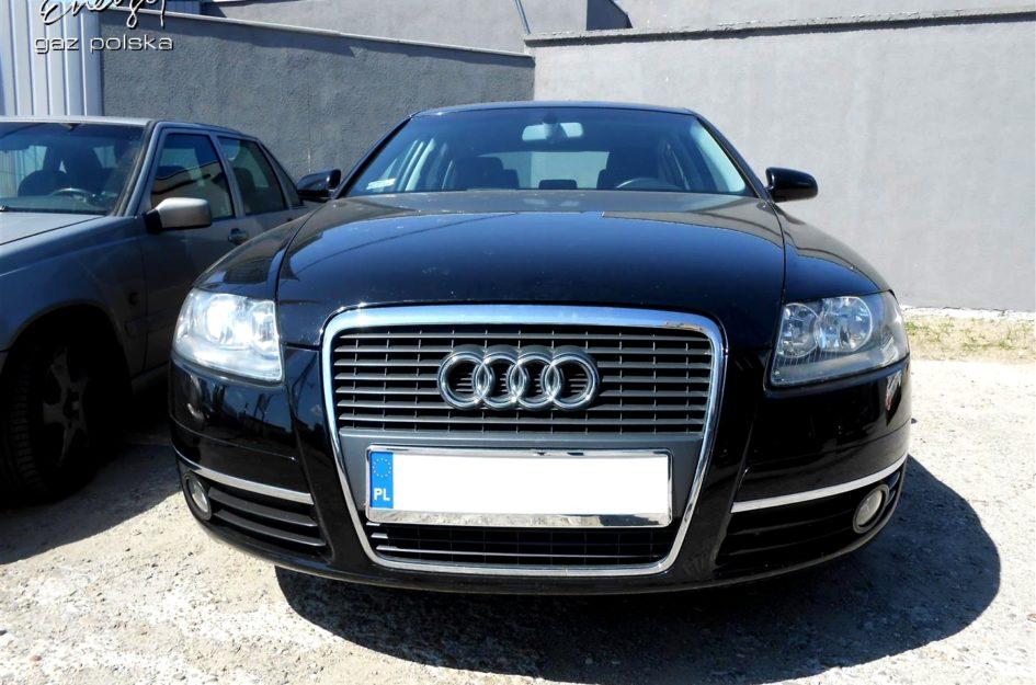 Audi A6 2.4 V6 2006r lpg