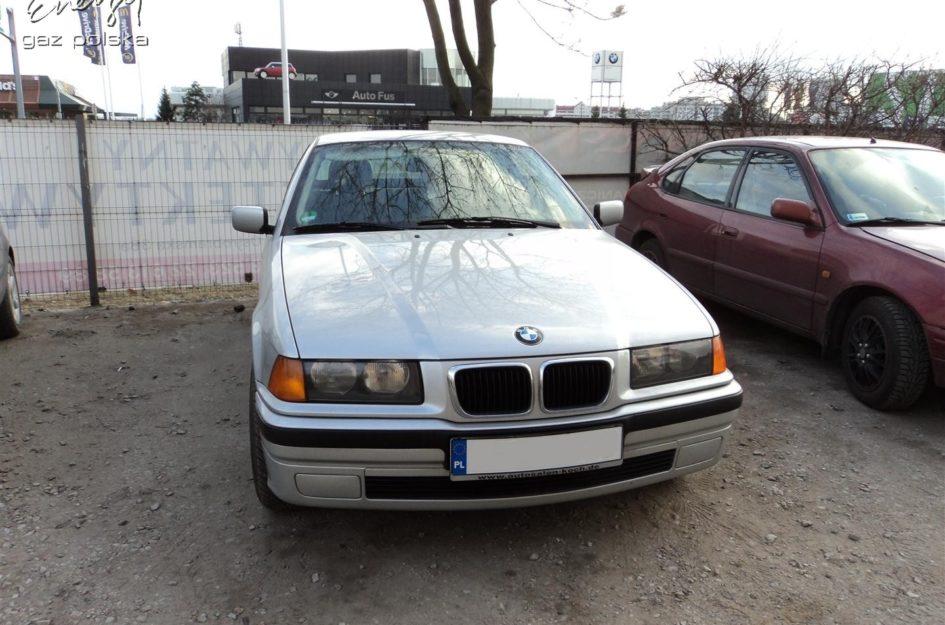 BMW 316i 1999r LPG