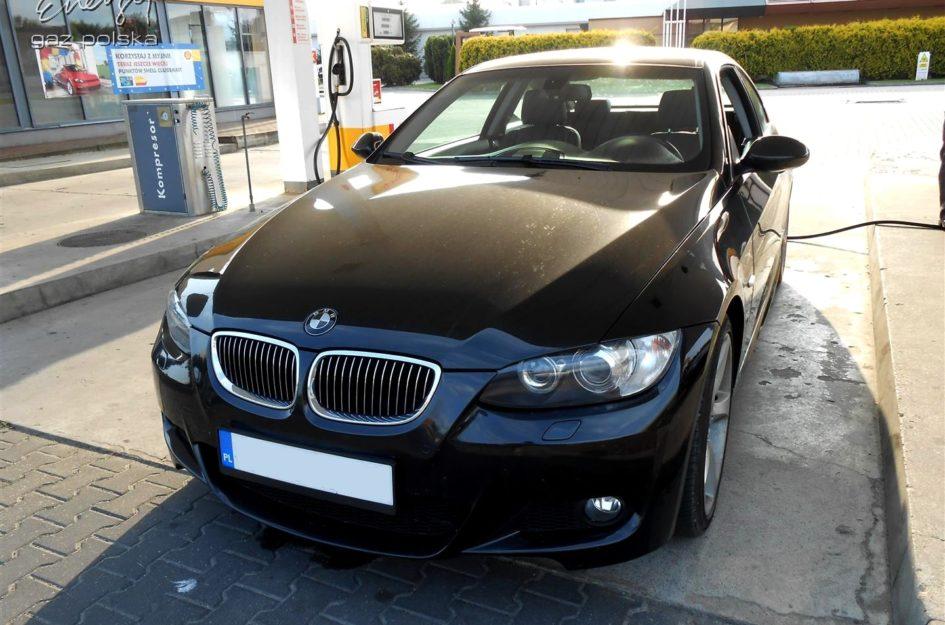 BMW 330 3.0 2007r LPG