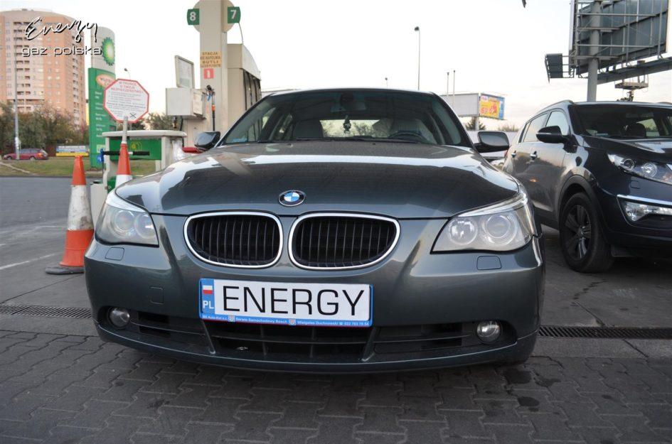 BMW 530i 3.0 2003r LPG